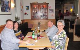 Azzurro Restaurant Coburg